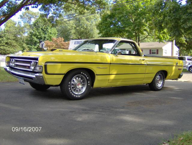 1969 ford ranchero gt clone