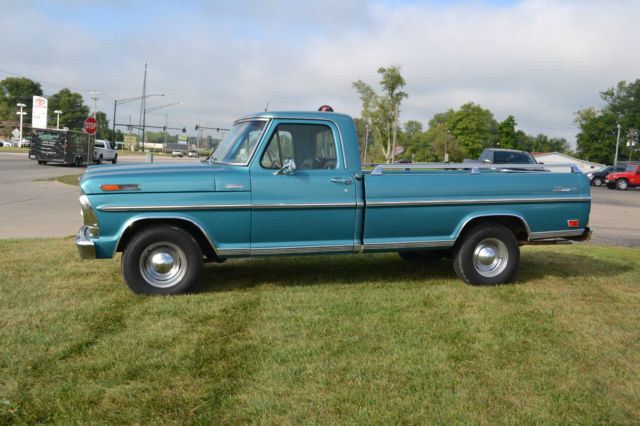 condition used m...1969 Ford F100 360 Specs