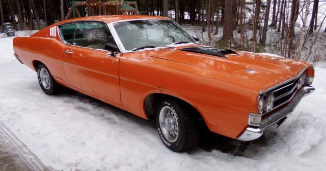Ford Torino Gt  Automatic Daily Driver