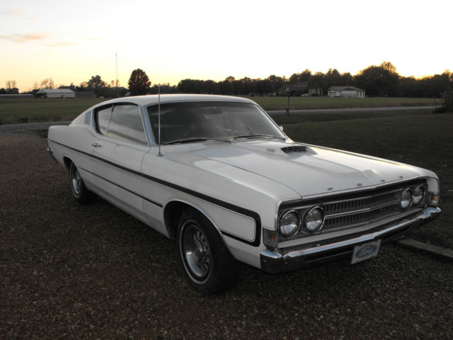 1969 Ford Torino Fastback