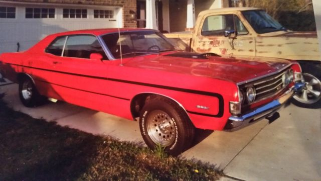 1969 Ford Torino GT w/351 Windsor for sale: photos