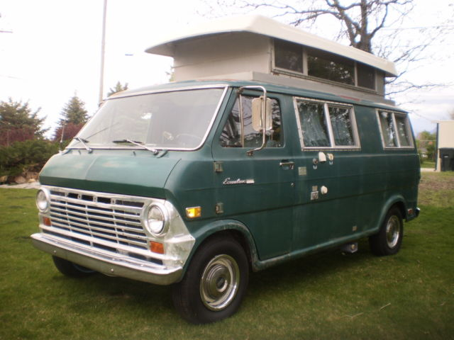 1969 Ford Other Custom camper van