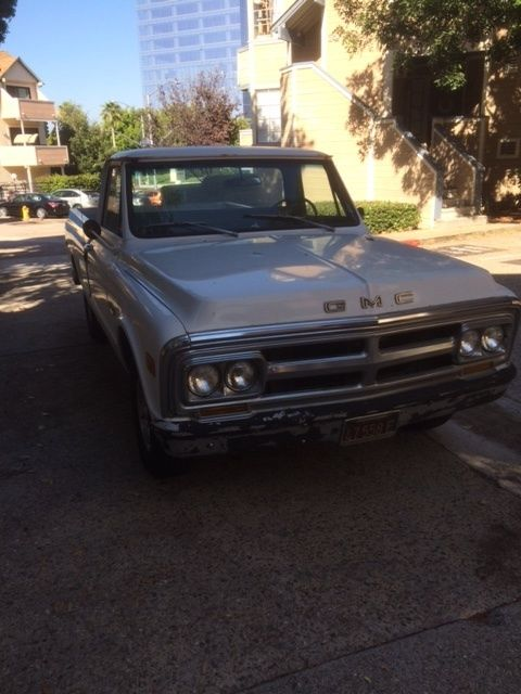 1969 GMC Short wheel base C10