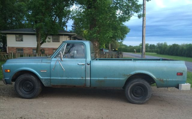 1969 GMC Other 2500