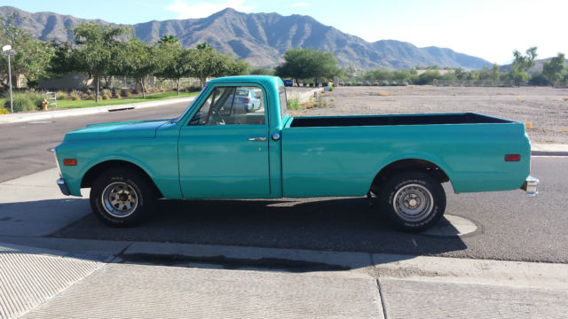 1969 GMC Pickup Truck Fleetside