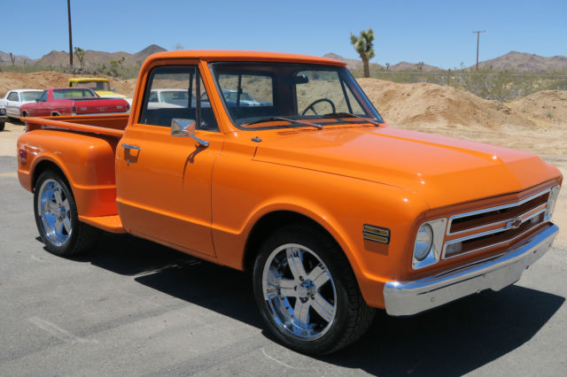 1969 GMC Other C1500 Short Bed Stepside Custom 454, Clean !!!