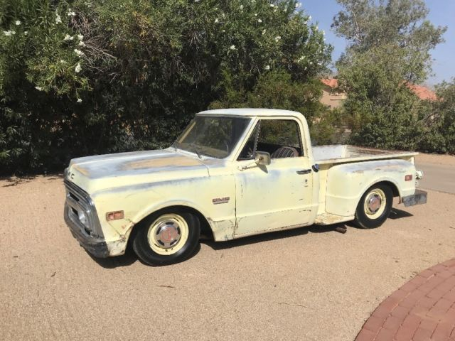 1969 GMC Other Step Side