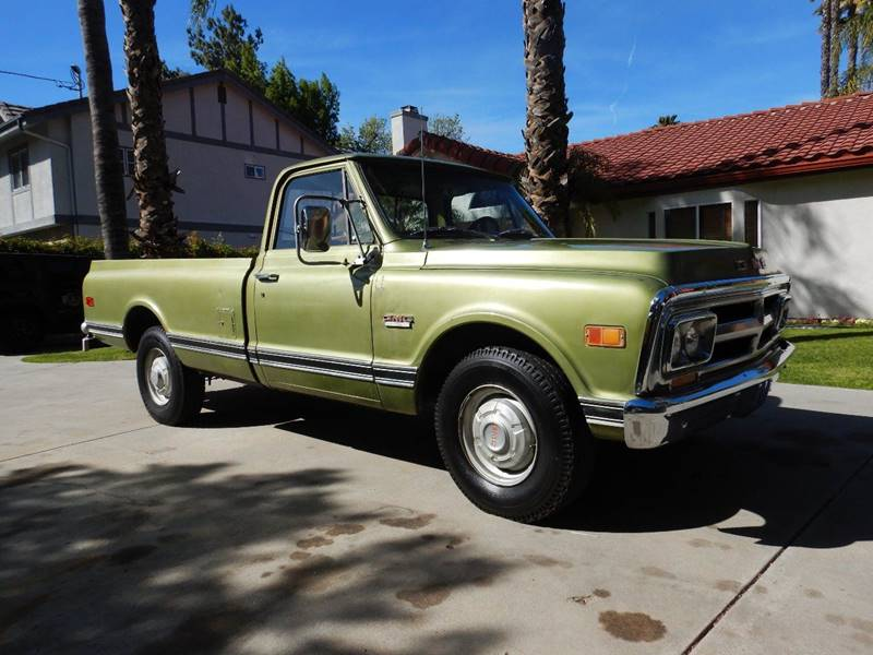 1969 GMC Sierra 2500 PICK UP
