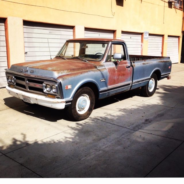 1969 GMC Truck Classic Truck For Sale Photos Technical