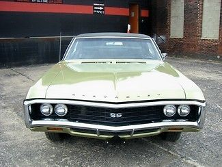 1969 Chevrolet Impala CUSTOM COUPE