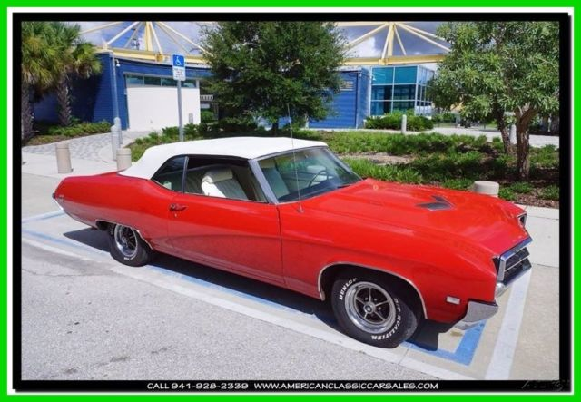 1969 Buick GS 400 GS 400 Stage 1