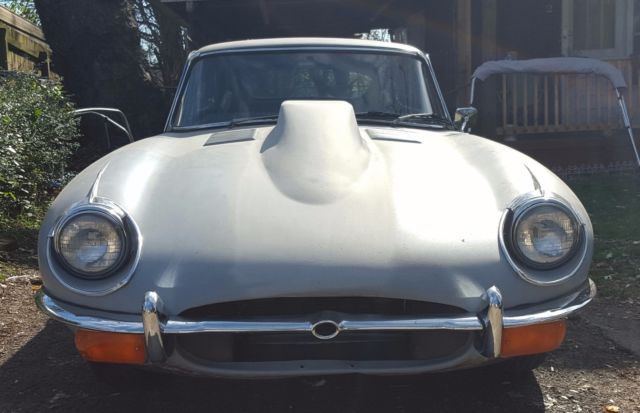 1969 Jaguar E-Type xke
