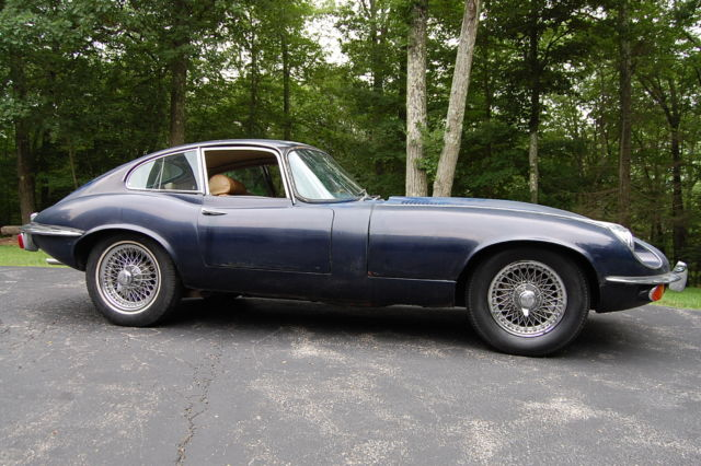 1969 jaguar e type xke series 2 coupe mechanically well. Black Bedroom Furniture Sets. Home Design Ideas