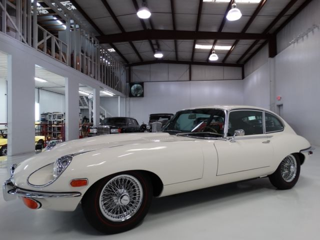 1969 Jaguar E-Type Series II 2 + 2 Fixed Head Coupe, GORGEOUS!