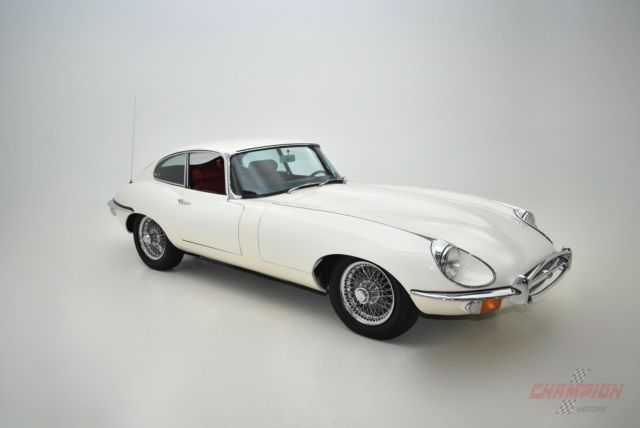 1969 Jaguar XKE Type E --