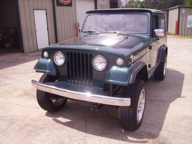 1969 jeep commando 4 0 liter fi 5 speed manual mazda truck running gear a c p s for sale photos. Black Bedroom Furniture Sets. Home Design Ideas