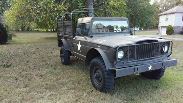 1969 Jeep Kaiser M715 Military Truck For Sale Photos Technical