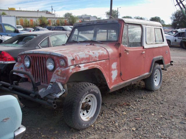 1969 Jeep Commando 1969, Grand National V-6, Fast, PROJECT