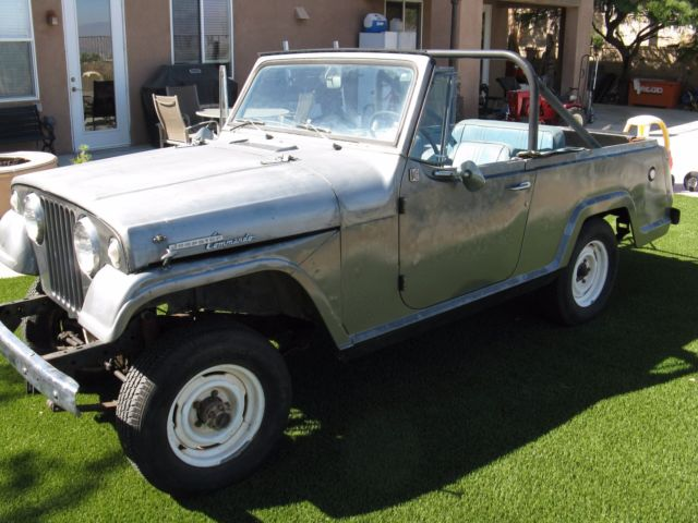 1969 Jeep Commando /JEEPSTER COMMANDO/ NO RESERVE