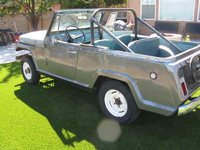 1969 Jeepster Commando   Willys Jeep   No Reserve   Jeep