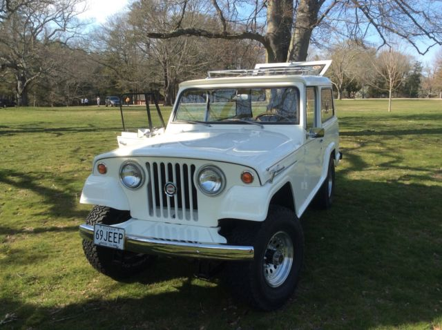 1969 Jeep Commando Jeepster Commando