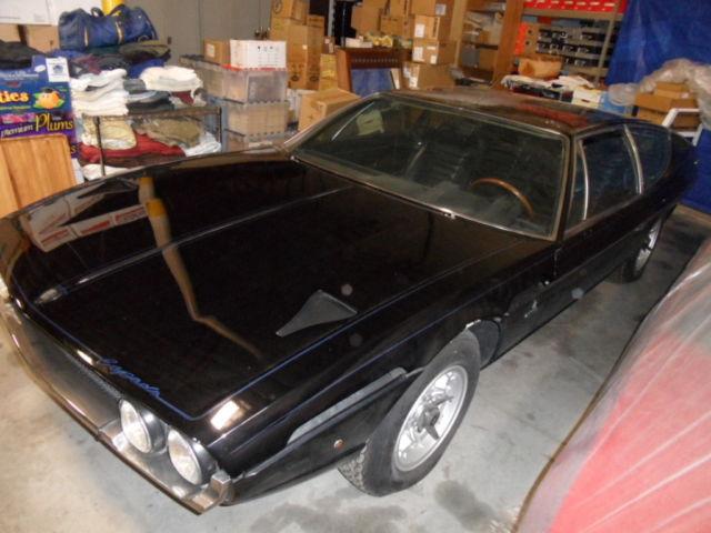 1969 Lamborghini Espada Restoration Project Rebuilt Engine And