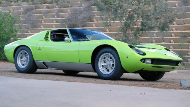 1969 Lamborghini Other P400 S