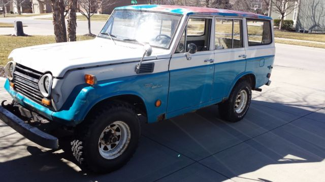 1969 land cruiser fj55 for sale photos, technical specifications