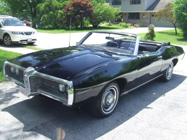 1969 Lemans Convertible For Sale Photos Technical Specifications