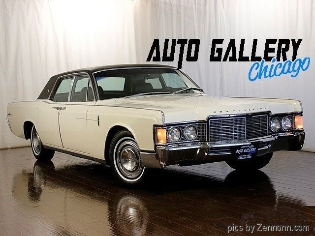 1969 lincoln continental 23 125 miles for sale photos technical specifications description. Black Bedroom Furniture Sets. Home Design Ideas