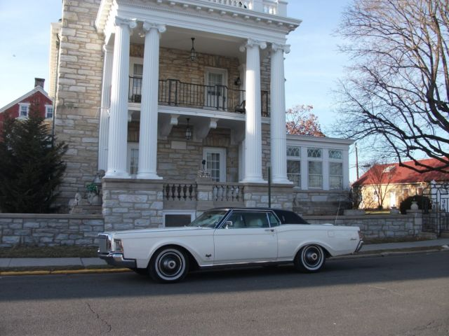 1969 Lincoln Continental *WITH VIDEO*EARLY*THE EARLY 460 BIG BLOCK*HIGH HP