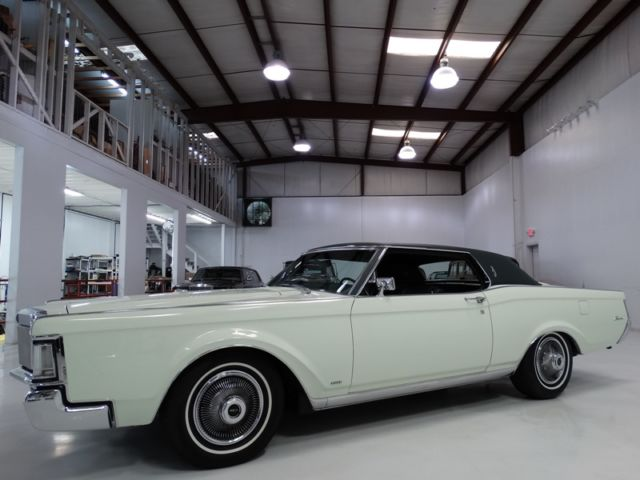 1969 Lincoln Continental ONLY 14,348 ACTUAL MILES!