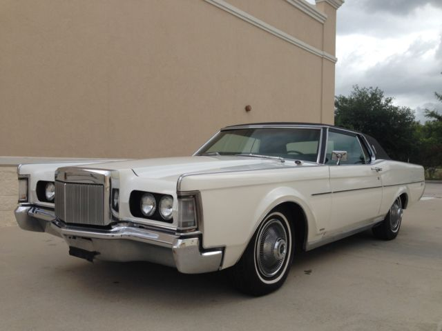 1969 Lincoln Other MARK III