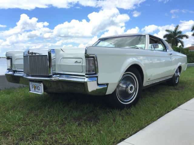1969 Lincoln Mark Series Mark III