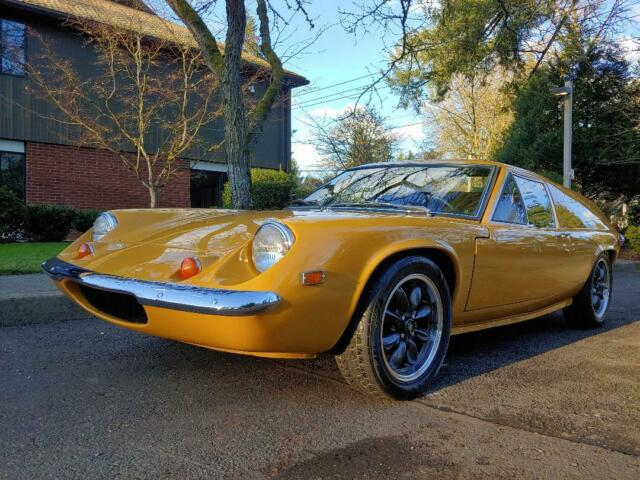 1969 Lotus Europa S2 Federal 65