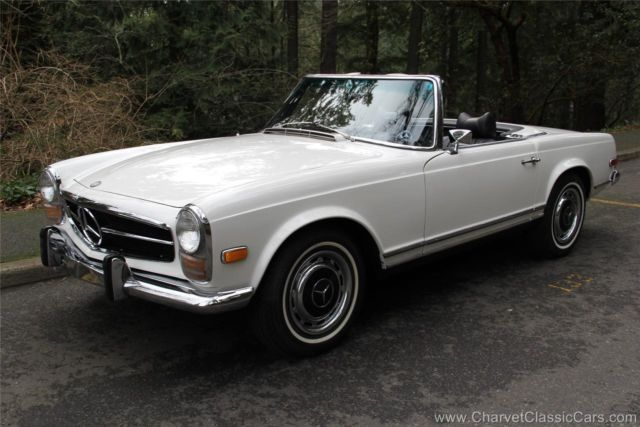 1969 Mercedes-Benz SL-Class 280 SL Pagoda - Beautifully Preserved! SEE VIDEO