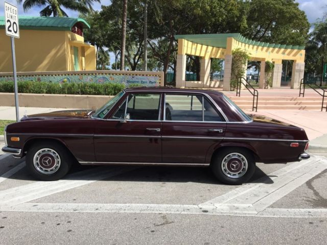 1969 mercedes benz 220d all original time capsule 240d for Mercedes benz diesel for sale in florida