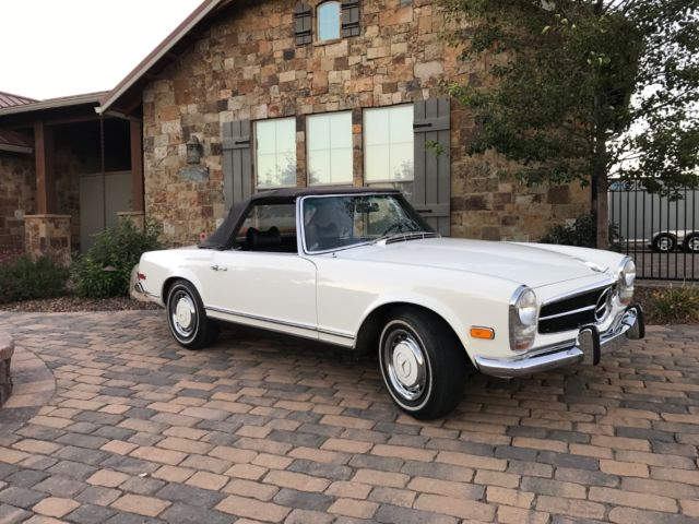 1969 Mercedes-Benz SL-Class 280 SL Pagoda - Unrestored Origional