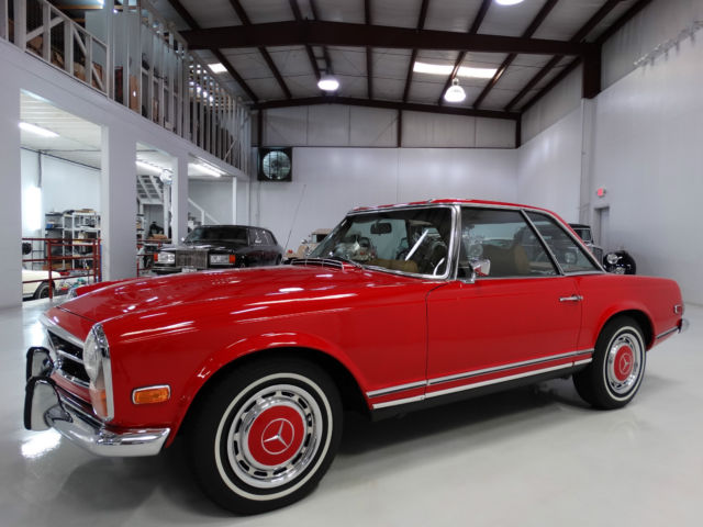 1969 Mercedes-Benz 200-Series Roadster, ONLY 28,778 MILES!
