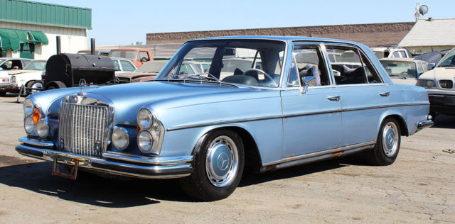 1969 Mercedes-Benz 300-Series 300 SEL 6.3, M-100