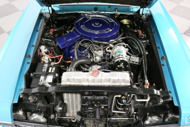 1969 Mercury Cougar Convertible Convertible 351 Windsor V8 3
