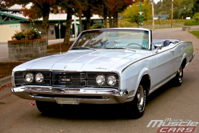 1969 mercury montego convertible great driver torino ford fairlane lincoln for sale. Black Bedroom Furniture Sets. Home Design Ideas