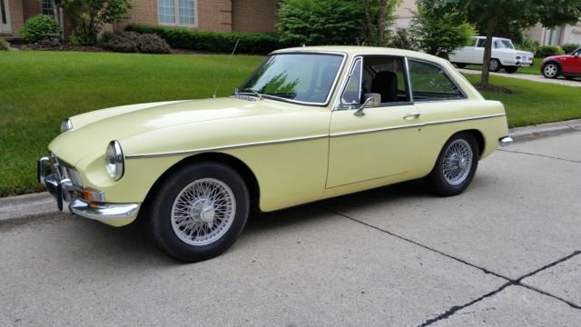 1969 MG Other MGB GT