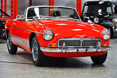 1969 MG MGB Mark I