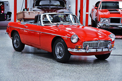 1969 MG MGB Mark II