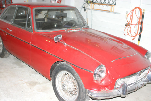 1969 MG Other GT