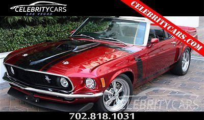 1969 Ford Mustang 1969 Ford Mustang Restomod