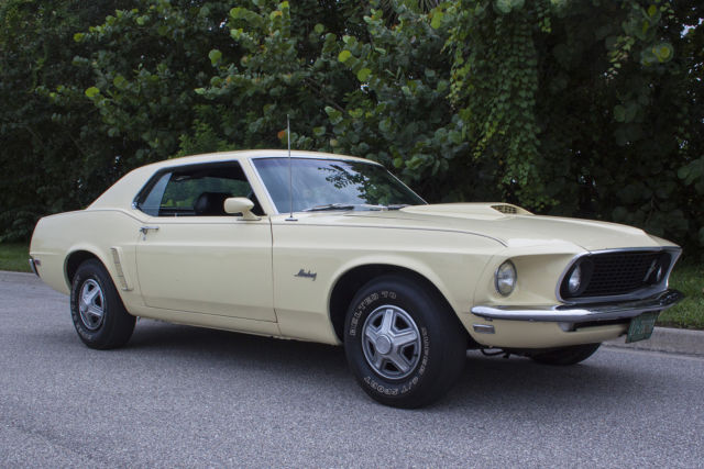 1969 Ford Mustang SPORTS APPEARANCE GROUP