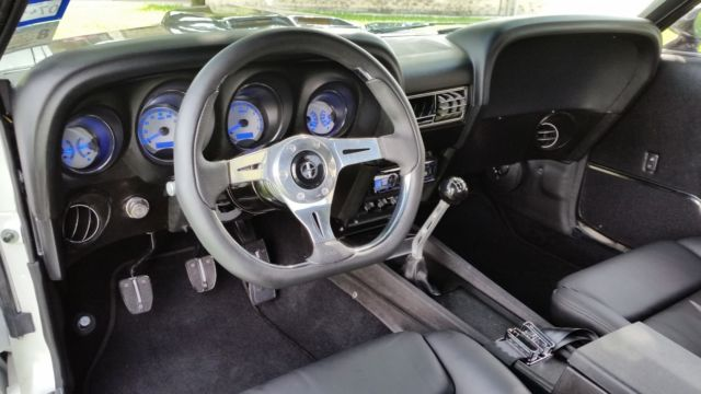 1969 Mustang Fast Back Coyote 5 0 Swap Engine T56 Magnum