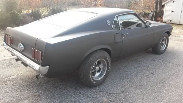 1969 Ford Mustang 2Dr